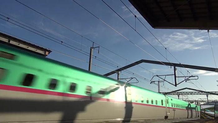UQモバイルの高速モードでのYouTube動画